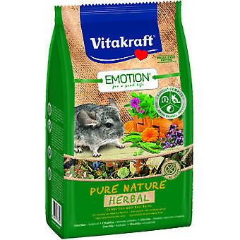 Vitakraft Pure Emotion menu Chinchilla Nature Herbal 600 gr.