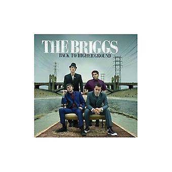 Briggs - zurück zum Higher Ground [Vinyl] USA import