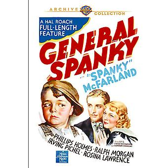 Generaal Spanky [DVD] USA import