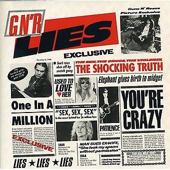 Guns N' Roses - G N'R Lies [CD] USA import