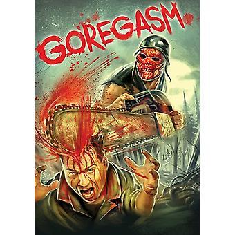 GoreGasm [DVD] USA importerer