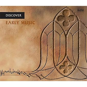 Early Music - Discover Early Music [CD] USA import