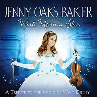 Jenny Oaks Baker - ønsker på en stjerne: hyldest til musik af Walt Dis [CD] USA importen