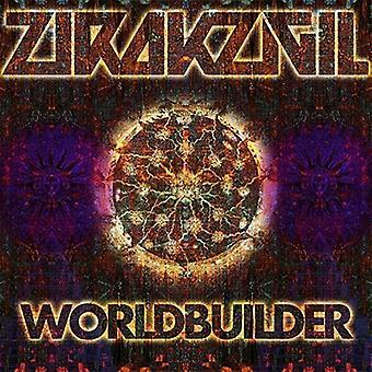 Zirakzigil - Worldbuilder [Vinyl] USA importerer
