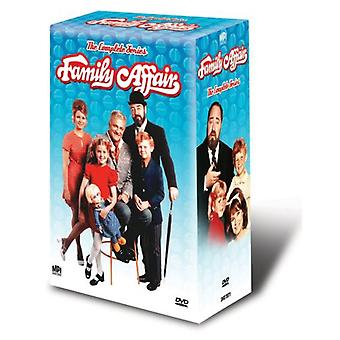 Family Affair - Family Affair: The Complete Series [24 Discs] [DVD] USA import