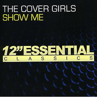 Cover Girls - Show Me [CD] USA import