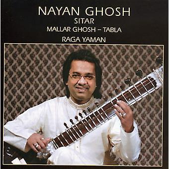 Nayan Ghosh - Raga Yaman [CD] USA import