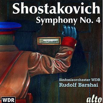 D. Sjostakovitj - Sjostakovitj: Symfoni No. 4 [CD] USA import
