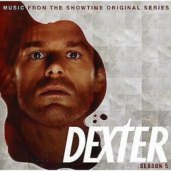 Various Artists - Dexter: Importación temporada 5 [CD] Estados Unidos