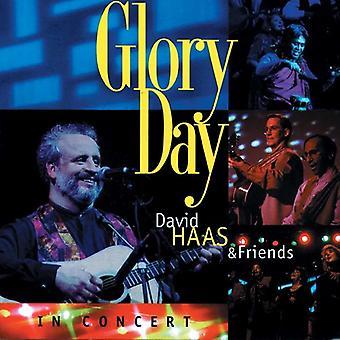David Hass & venner - herlighed dag [CD] USA import