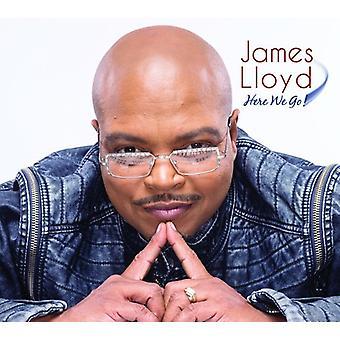 James Lloyd - Here We Go [CD] USA import