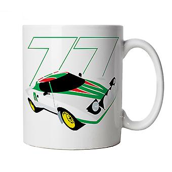 Vectorbomb, Stratos HF Classic, Rally Car Mug