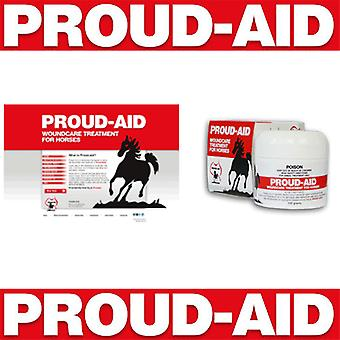 Trots-Aid Woundcare behandeling 100g Tub