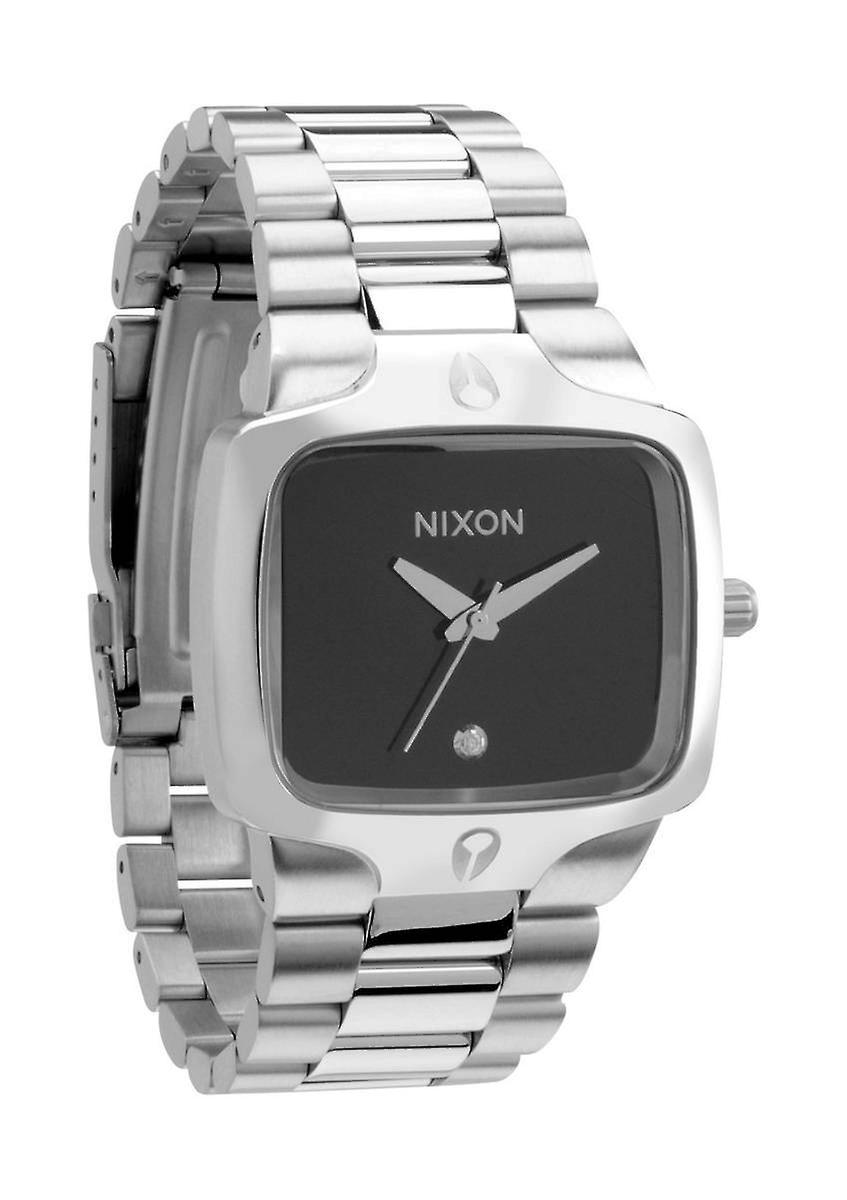 Nixon Player Watch - zwart