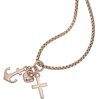 Children followers faith love hope 925 sterling silver gold plated