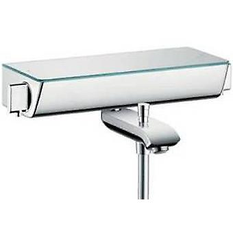 Hansgrohe Ecostat Select thermostat bath seen white / chrome 13141400