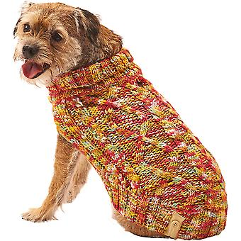Dog Multi-Crochet Sweater-Small 601604