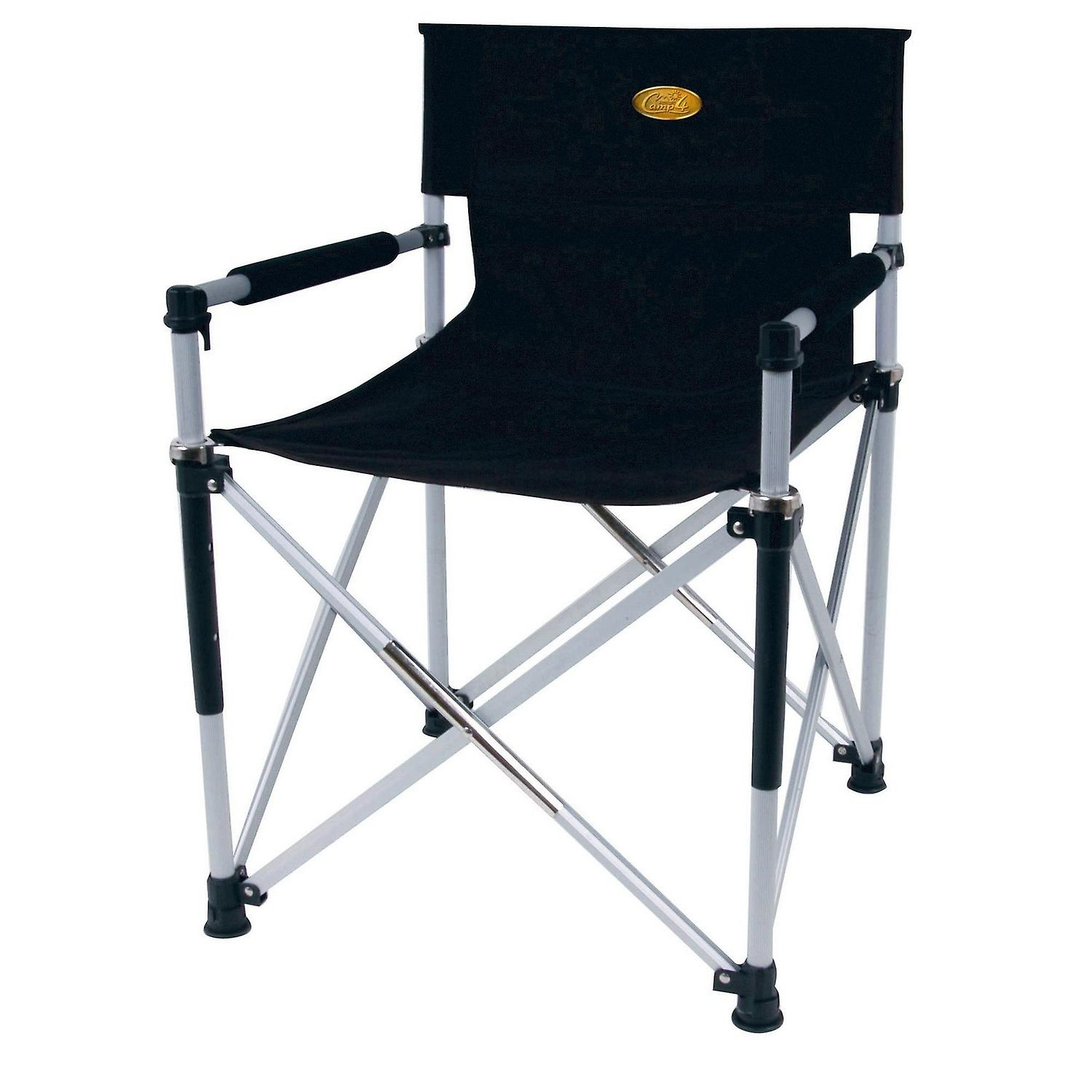 Camp 4 Toscana Luxus Directors Folding Camping Chair