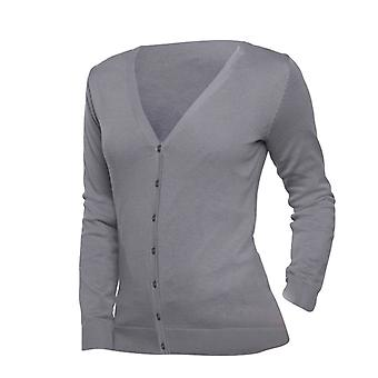SOLS Womens/Ladies Golden V Neck Cardigan