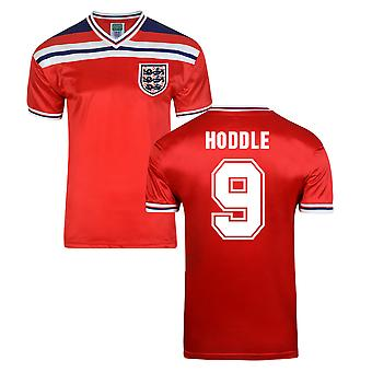 Score Draw England World Cup 1982 Away Shirt (Hoddle 9)