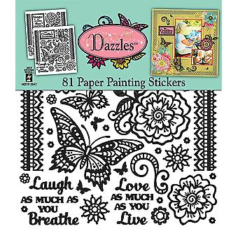 Dazzles Stickers 8