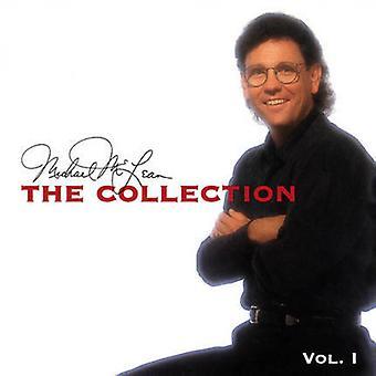 Michael McLean - Michael McLean: Vol. 1-samling [CD] USA import