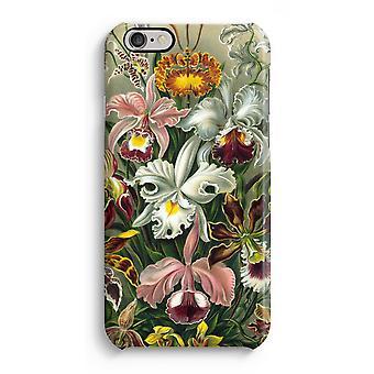 iPhone 6 / 6S pełną głowiczki (błyszcząca) - Haeckel Orchidae