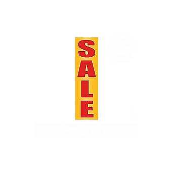 5 x Summer Sale Poster vertikal - 1000 x 250 mm