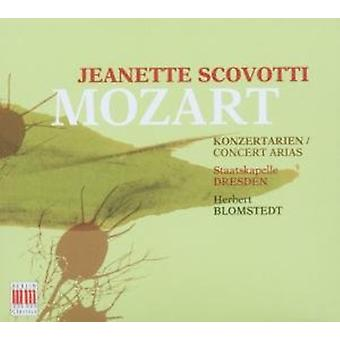 W.a. Mozart - Mozart: Concert Arias [CD] USA import