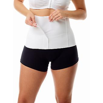 Underworks Post Delivery Abdominal Binder 9-inch with Velcro Closure