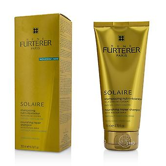 Rene Furterer Solaire nährende Repair Shampoo mit Jojobawachs - After Sun 200ml / 6,76 oz