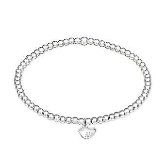 Bird - 925 Sterling Silver Chain Bracelets - W32447X
