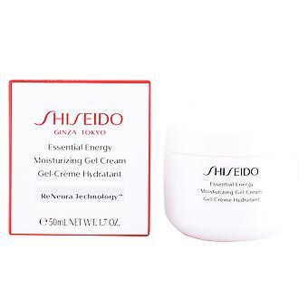 Creme hidratante de energia essencial Shiseido 50 ml para mulheres