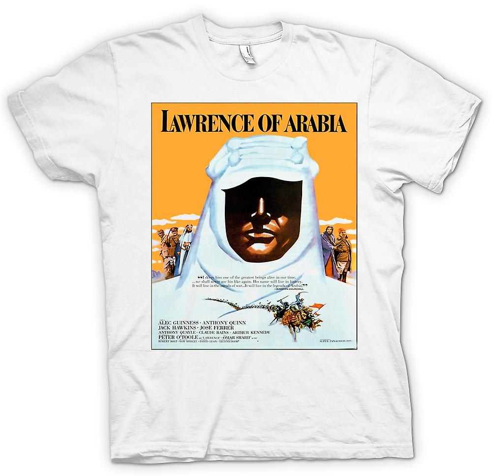T-shirt des hommes - Lawrence d'Arabie - Classic Movie