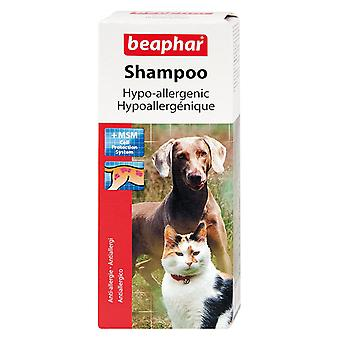 Beaphar MSM hipoalergênico Shampoo dermatológico