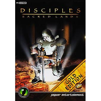 Disciples Sacred Land Gold Edition (PC) - Factory Sealed
