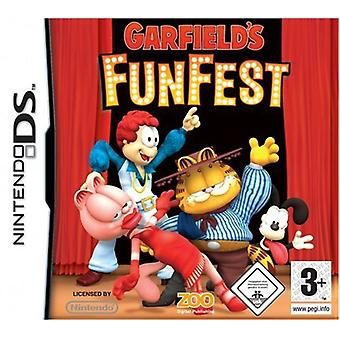 Garfields Spaß Fest (DS)