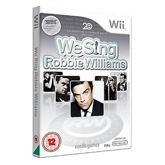 Vi sjunga Robbie Williams (Wii)
