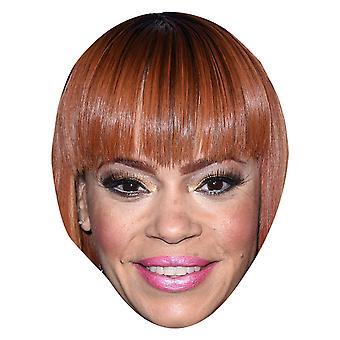 Fe Evans máscara