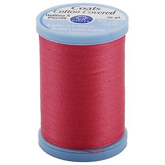 Cotton Covered Quilting & Piecing Thread 250yd-Hot Pink