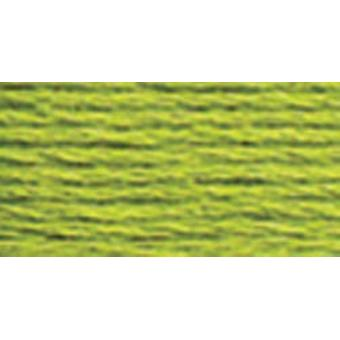 DMC 6-Strand Embroidery Cotton 8.7yd-Light Parrot Green