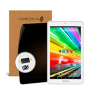 Celicious Privacy 2-Way Visual Black Out Screen Protector for Archos 70 Platinum