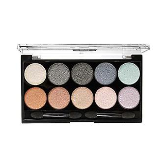 W7 Cosmetics 10 out of 10 Eyeshadow Palette