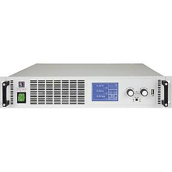 EA Elektro-Automatik EA-PS 9080-40 2U Bench PSU (adjustable voltage) 0 - 80 Vdc 0 - 40 A 1000 W USB , Ethernet, Analogue No. of outputs 1 x