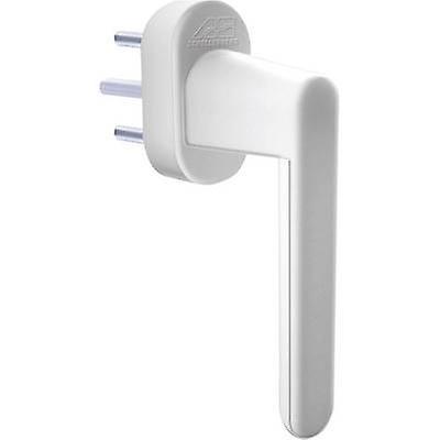 Window handle alarm White 115 dB Schellenberg 46500 32 mm