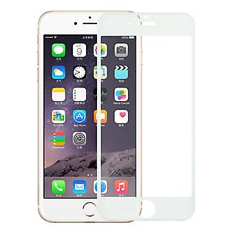 Apple iPhone 7 plus / 8 plus 3D armoured glass foil display 9 H protective film covers case white
