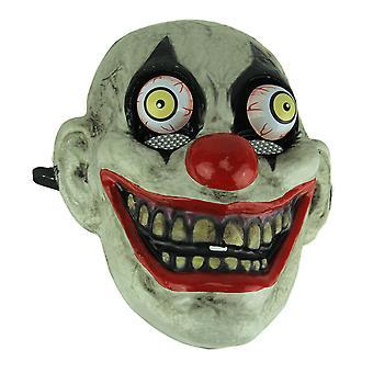 Googly effrayant recherche vieux oeil au beurre noir aux yeux masque de Clown