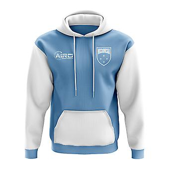 Micronesia Concept Country Football Hoody (Sky)