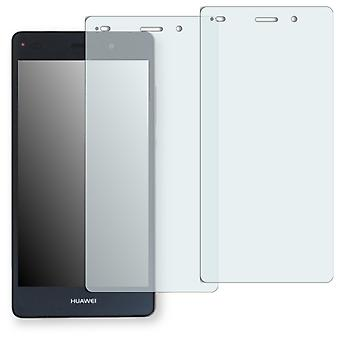 Huawei P8 Lite screen protector - Golebo crystal clear protection film