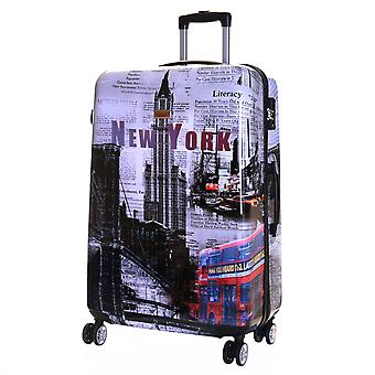 Karabar Falla grand 76 cm dur Suitcase, New York